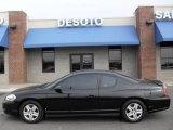 2006 Black Chevrolet Monte Carlo LS #4898401