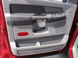 2008 Dodge Ram 1500 SXT Quad Cab 4x4 Door Panel