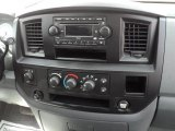 2008 Dodge Ram 1500 SXT Quad Cab 4x4 Controls