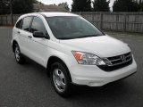 Taffeta White Honda CR-V in 2010