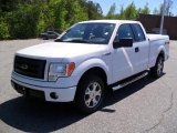 2010 Oxford White Ford F150 STX SuperCab #48981417