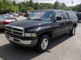 1999 Black Dodge Ram 1500 SLT Extended Cab #48981431