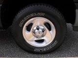 1999 Dodge Ram 1500 SLT Extended Cab Wheel