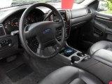 2003 Ford Explorer Limited 4x4 Midnight Gray Interior