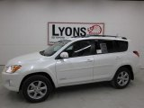 2011 Super White Toyota RAV4 Limited 4WD #49050534