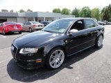 Audi RS4 2007 Data, Info and Specs