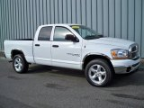 2006 Bright White Dodge Ram 1500 Big Horn Edition Quad Cab 4x4 #4892433