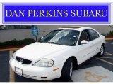 2000 Vibrant White Mercury Sable LS Sedan #49050772
