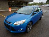2012 Ford Focus SE Sport 5-Door Data, Info and Specs