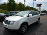 2010 White Platinum Tri-Coat Lincoln MKX AWD #49050927