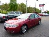 2008 Vivid Red Metallic Lincoln MKZ Sedan #49050935