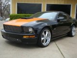 2007 Black Ford Mustang GT Premium Coupe #4900524