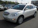 2011 White Diamond Tricoat Buick Enclave CXL #49051138