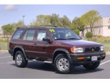 Nissan Pathfinder 1998 Data, Info and Specs