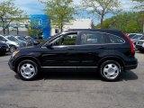 2008 Nighthawk Black Pearl Honda CR-V LX 4WD #49051259