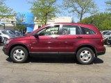 2007 Tango Red Pearl Honda CR-V LX 4WD #49051260