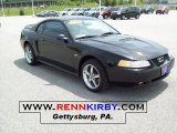 2000 Black Ford Mustang GT Coupe #49051050