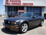 2007 Alloy Metallic Ford Mustang GT Premium Convertible #49050846