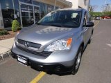 2008 Whistler Silver Metallic Honda CR-V LX 4WD #49051169