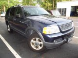2003 True Blue Metallic Ford Explorer XLT 4x4 #49085986