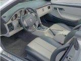 2000 Mercedes-Benz SLK 230 Kompressor Roadster Oyster/Charcoal Interior