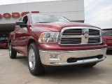 2011 Deep Cherry Red Crystal Pearl Dodge Ram 1500 Big Horn Crew Cab #49090984