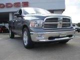 2011 Mineral Gray Metallic Dodge Ram 1500 Big Horn Quad Cab #49090986