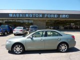 2008 Moss Green Metallic Lincoln MKZ AWD Sedan #49090873