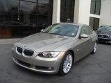 2008 Platinum Bronze Metallic BMW 3 Series 328i Coupe #49090621