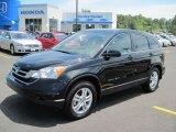 2011 Crystal Black Pearl Honda CR-V EX-L #49090896