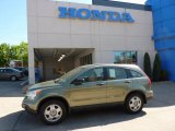 2008 Green Tea Metallic Honda CR-V LX 4WD #49090648