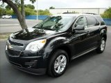 2011 Black Granite Metallic Chevrolet Equinox LT #49090649