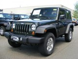 2011 Natural Green Pearl Jeep Wrangler Sport S 4x4 #49091029