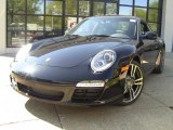 2012 Porsche 911 Black Edition Coupe