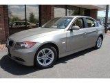 2008 Platinum Bronze Metallic BMW 3 Series 328xi Sedan #49090663