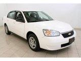 2007 White Chevrolet Malibu LS Sedan #49091050