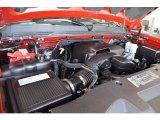 2008 Chevrolet Silverado 1500 LTZ Crew Cab 4x4 5.3 Liter Flex Fuel OHV 16-Valve Vortec V8 Engine
