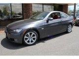 2008 Sparkling Graphite Metallic BMW 3 Series 328xi Coupe #49090674