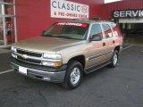 2005 Sandstone Metallic Chevrolet Tahoe LS 4x4 #49090930