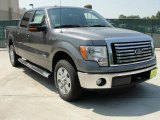 2011 Sterling Grey Metallic Ford F150 Texas Edition SuperCrew #49090807