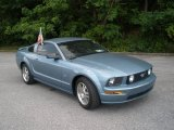 2006 Windveil Blue Metallic Ford Mustang GT Premium Coupe #49091198