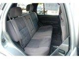 2000 Nissan Pathfinder Interiors