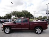 2002 Dodge Ram 1500 Dark Garnet Red Pearlcoat