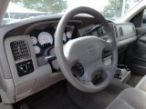 2002 Dodge Ram 1500 SLT Quad Cab Steering Wheel