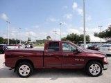 2002 Dodge Ram 1500 Dark Garnet Red Pearlcoat