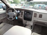 2002 Dodge Ram 1500 SLT Quad Cab Dashboard