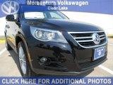 2011 Deep Black Metallic Volkswagen Tiguan SEL 4Motion #49091226