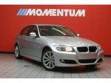 2011 Titanium Silver Metallic BMW 3 Series 328i Sedan #49136001