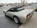 1998 Chevrolet Corvette Light Pewter Metallic