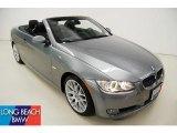 2008 Space Grey Metallic BMW 3 Series 328i Convertible #49135852
